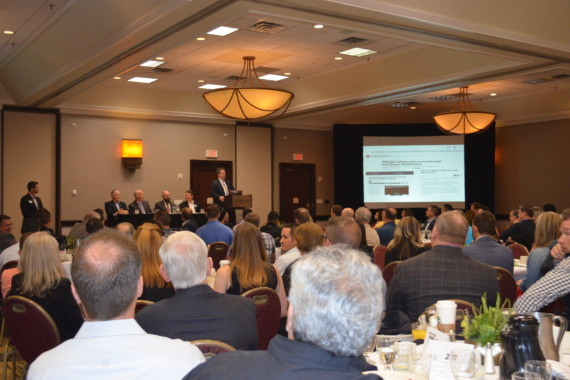 More Than 300 Industry Professionals Gather for First State of the Industry Summit