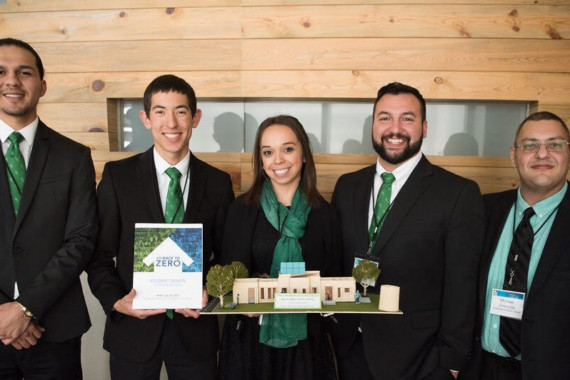 UNT Students Compete in National Race to Zero Competition